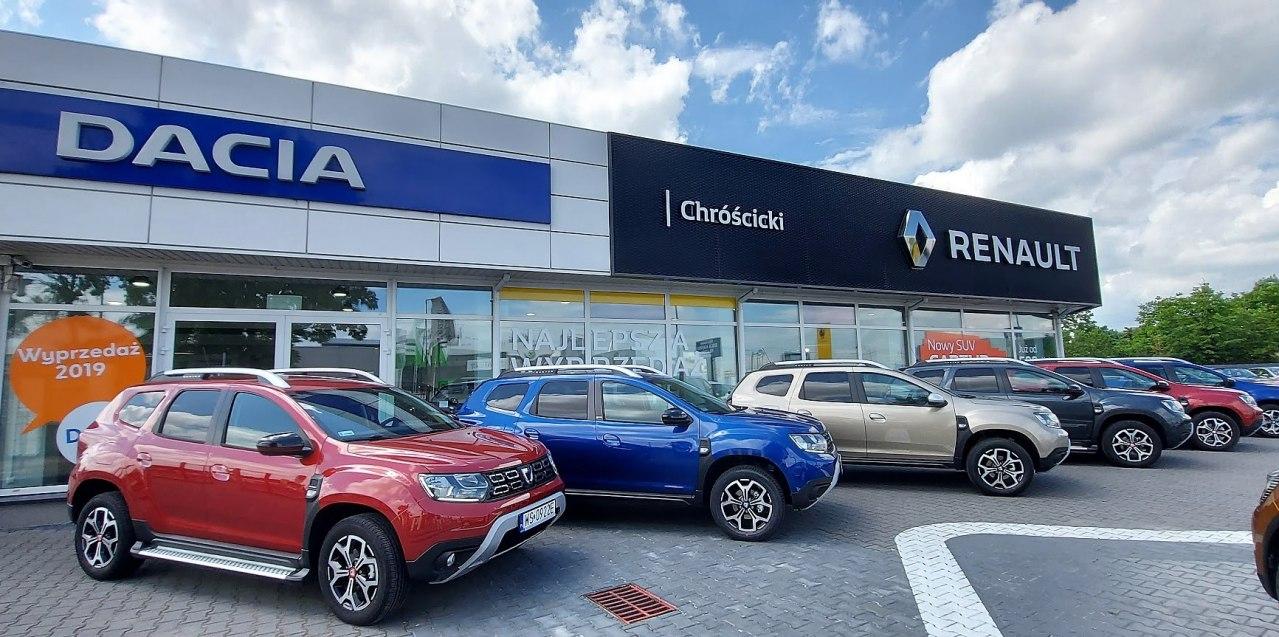 Dacia AMS Chróścicki